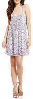 Sanctuary Spring Fling Printed Sheath Dress