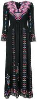 Ulla Johnson Irina folk maxi dress - women - Silk - 2