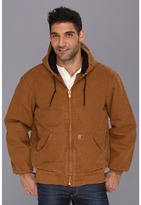Carhartt Big & Tall QFL Sandstone Active Jacket
