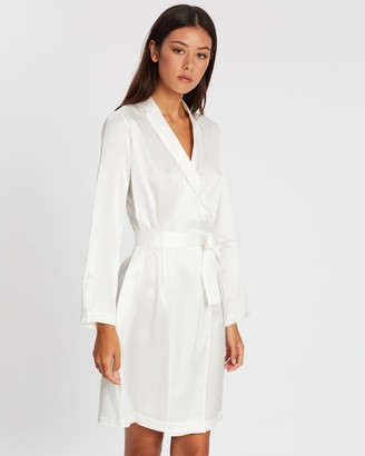 La Perla Silk Dressing Gown