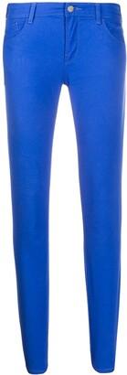 Emporio Armani Denim Low Rise Skinny Jeans