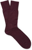 Falke - Mélange Merino Wool-blend Socks