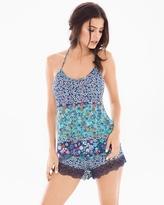 Soma Intimates Heathercliff Cami Shorts Pajama Set