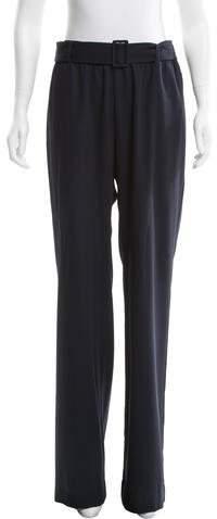 Tomas Maier Wool Wide-Leg Pants w/ Tags
