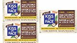 Kiss My Face Coconut Milk Soap Bar with Coconut Oil, 3.5 Ounce, 3 Count (3 Pack)