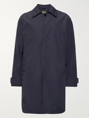 Sid Mashburn - Traveler's Nylon Trench Coat - Men - Blue