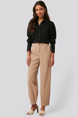 NA-KD Darted Suit Pants