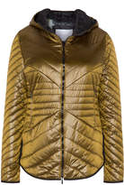 Lower Eastside Plus Size Hooded quilted jacket