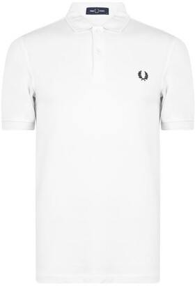 Fred Perry Fred Striped Hem Polo Shirt