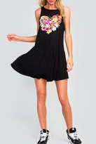 Wildfox Couture Cassidy Floral Dress