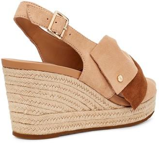 UGG Wedge Sandal - Bronze