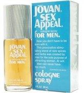 Jovan Sex Appeal Cologne Spray - 88ml/3oz