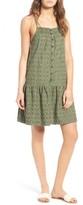 Current/Elliott Women's The Hazel Embroidered Cotton Dress