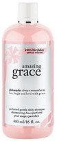 philosophy Amazing Grace Shampoo, 16 Oz