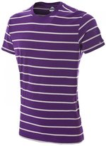 Trespass Mens Dafoe Short Sleeve Striped T-Shirt (L)