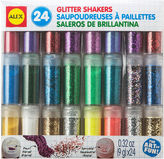 Alex Artist Studio 24 Glitter Shakers