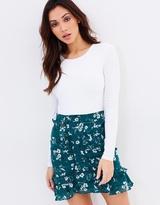 Bardot Isadora Frill Skirt