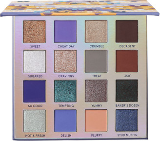 Bh Cosmetics Blueberry Muffin - 16 Color Shadow Palette