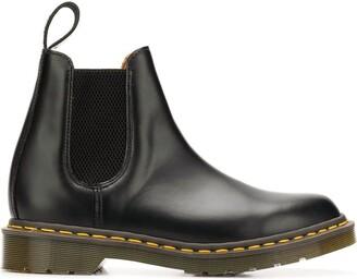 Comme des Garcons X Dr Martens Chelsea boots