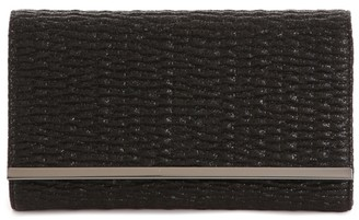 La Regale Shimmer Shine Clutch