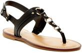Aldo Sirang Reptile-Embossed Thong Sandal