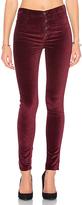 James Jeans High Class Velvet Skinny