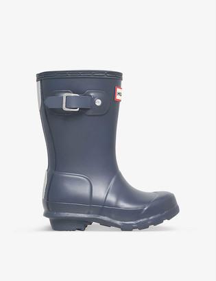 Hunter Original Kids rubber wellington boots 3-7 years
