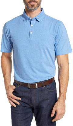 Peter Millar Regular Fit Stripe Polo