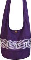 Tonka Cotton White Cotton Crossbody bags Shoulder Bags Messenger Bags Hobo Bags Hippie Bag Hippie Bohemian Bag