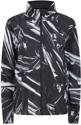 Nike Graphic Hooded Running Jacket