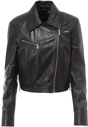 Sportmax Leather Jacket