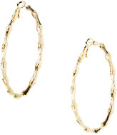 Lilly Pulitzer Canopy Bamboo Hoop Earrings