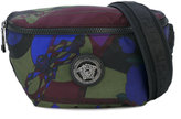 Versace camo bum bag - men - Nylon - One Size