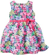 Carter's Floral Dress (Baby) - Multicolor-12 Months