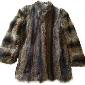 Ted Lapidus Fur Jacket for Women Vintage