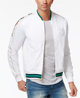 Sean John Men's Embroidered Track Jacket