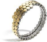 John Hardy Double Coil Bracelet