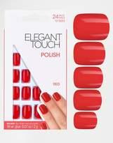 Elegant Touch Square False Nails