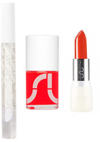 """Uslu Airlines Red Lip & Nail Collection """"24/7"""""""