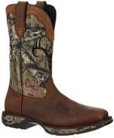 "Durango Men's Boot DDB0058 12"" Pull-On Rebel Waterproof"