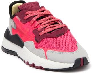 adidas Nite Jogger Sneaker (Big Kid)