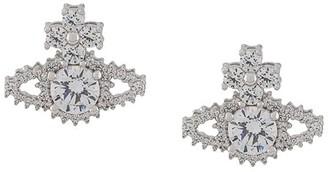 Vivienne Westwood Valentina Orb stud earrings