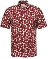 Wood Wood Brandon Shirt Floral Red