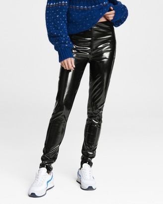 Rag & Bone Nina vinyl skinny pant