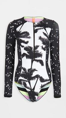 Maaji Cocoa Skies Triton Swimsuit