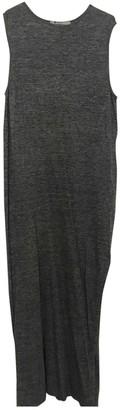 Alexander Wang Grey Linen Dress for Women