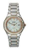 Citizen Eco-Drive Signature Collection Octavia Diamond Women's watch #EW2096-57D