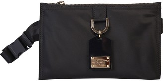 Dolce & Gabbana Logo Plaque Crossbody Bag