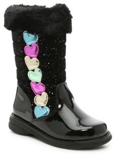 Rachel Hearts Boot - Kids'