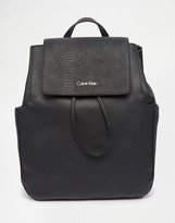 Calvin Klein Simple Drawstring Backpack